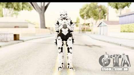 Halo 5 - Helioskrill para GTA San Andreas segunda tela
