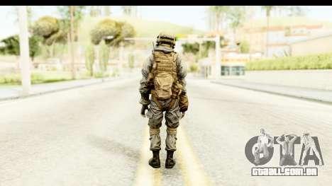 PLA Russian para GTA San Andreas terceira tela