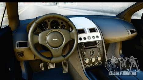 Maserati Bora Group 4 para GTA San Andreas vista interior