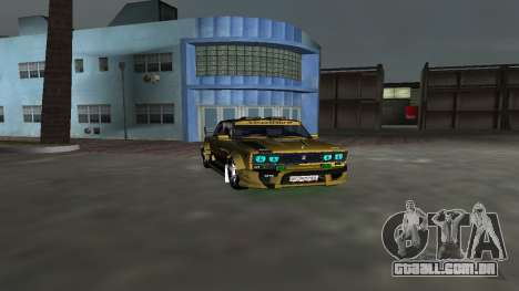 VAZ 2106 Fantasy Art Tunning para GTA Vice City