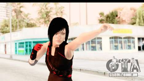Mirrors Edge Catalyst Faith para GTA San Andreas