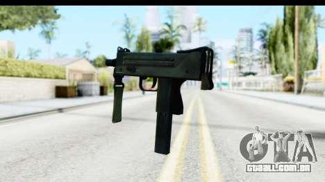 CS:GO - MAC-10 para GTA San Andreas segunda tela