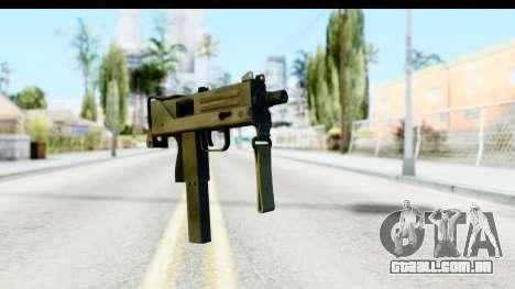 CS:GO - MAC-10 para GTA San Andreas