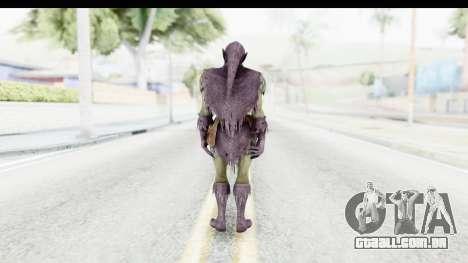 Marvel: Ultimate Alliance 2 - Green Goblin para GTA San Andreas terceira tela