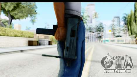 CS:GO - MAC-10 para GTA San Andreas terceira tela