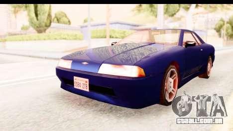 20egt Elegy para GTA San Andreas