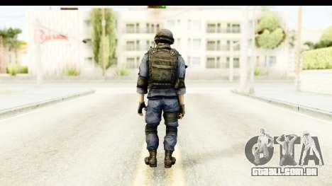 PLA Chinese para GTA San Andreas terceira tela