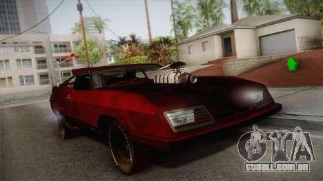 Ford Falcon XB Last V8 Mad Max 2 para GTA San Andreas