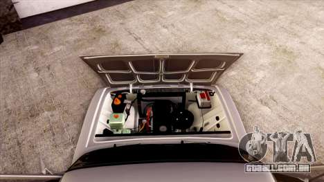 VAZ 2103 para GTA San Andreas vista inferior