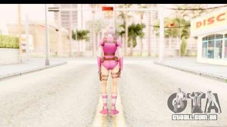 Marvel Future Fight - Gwenpool para GTA San Andreas terceira tela