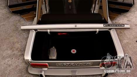 VAZ 2103 para o motor de GTA San Andreas