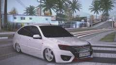 Lada Granta LiftBack para GTA San Andreas
