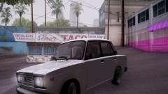 VAZ 2107 Tipo-stance para GTA San Andreas