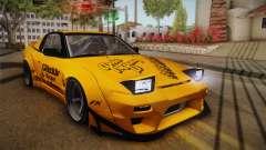 Nissan 180SX Rocket Bunny
