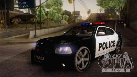 Dodge Charger SRT8 Police San Fierro para GTA San Andreas