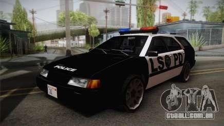 Stratum LSPD para GTA San Andreas