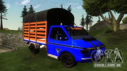 Ford Transit Stylo Colombia para GTA San Andreas