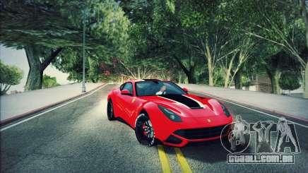 Ferrari F12 Berlinetta para GTA San Andreas