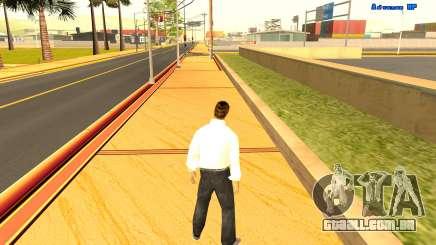 Corrida sem fim para GTA San Andreas