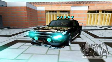 Moskvich 2140 Turbo Tuning para GTA San Andreas