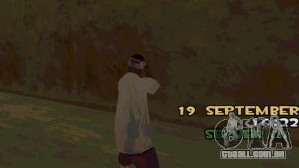C-HUD BREZZ para GTA San Andreas