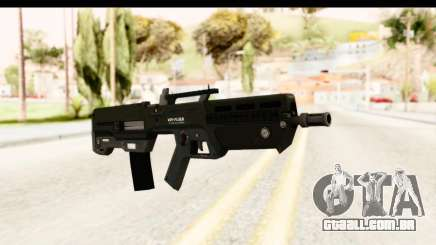 GTA 5 Vom Feuer Advanced Rifle para GTA San Andreas