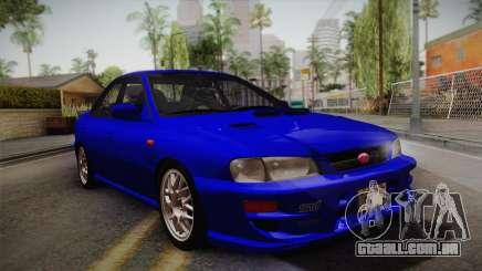 Subaru Impreza WRX STI GC8 1999 v1.0 para GTA San Andreas