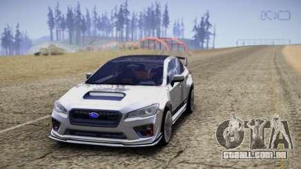 Subaru WRX STI LP400 2016 para GTA San Andreas