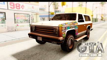 Rancher Sticker Bomb para GTA San Andreas