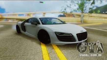 Audi R8 GT Sport 2012 para GTA San Andreas
