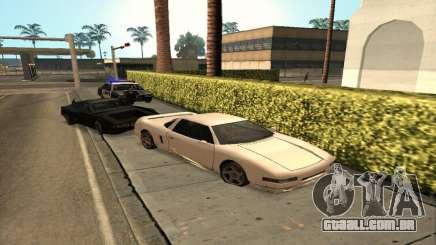 Cheetah Mod para GTA San Andreas