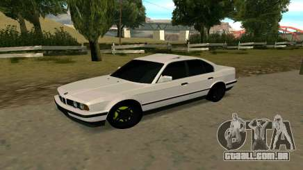 BMW 535i E34G para GTA San Andreas