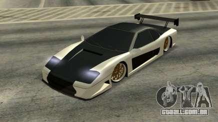 Turismo Major para GTA San Andreas