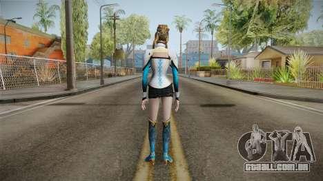 Wang Yuanji DW7 para GTA San Andreas terceira tela