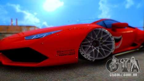 Axygen ENB para GTA San Andreas terceira tela