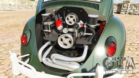 Volkswagen Fusca 1968 v1.0 [replace] para GTA 5