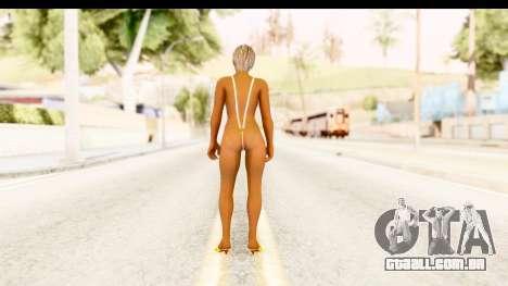DoA Lisa Hamilton White para GTA San Andreas