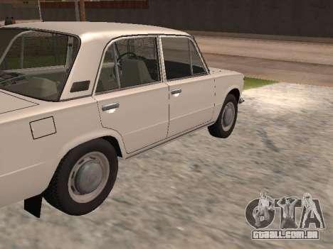 VAZ 21013 Krasnoyarsk para GTA San Andreas vista direita