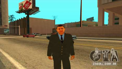 Karpov v1 para GTA San Andreas segunda tela