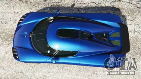GTA 5 Koenigsegg CCX 2006 [Autovista] v2.0 [replace] voltar vista