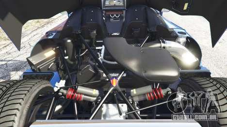 GTA 5 Koenigsegg CCX 2006 [Autovista] v2.0 [replace] vista lateral direita