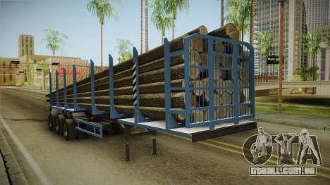 MAZ 99864 Trailer v1 para GTA San Andreas