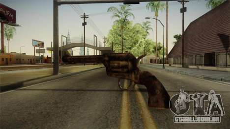 Silent Hill 2 - Pistol 2 para GTA San Andreas terceira tela