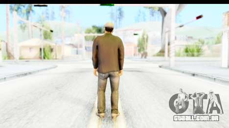 GTA 5 Korean Gangster 2 para GTA San Andreas terceira tela