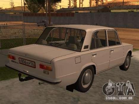 VAZ 21013 Krasnoyarsk para GTA San Andreas esquerda vista