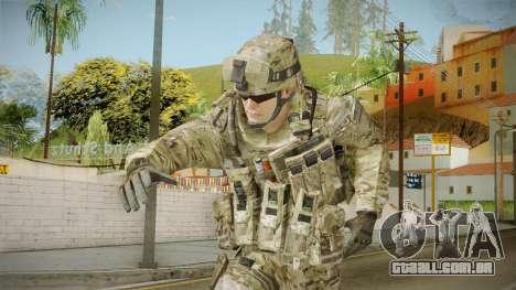 Multicam US Army 1 v2 para GTA San Andreas