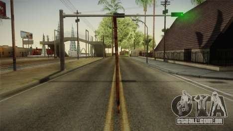 Silent Hill 2 - Weapon 1 para GTA San Andreas segunda tela