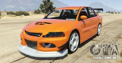 Maibatsu Revolution SG-RX (Tuners and Outlaws) para GTA 5