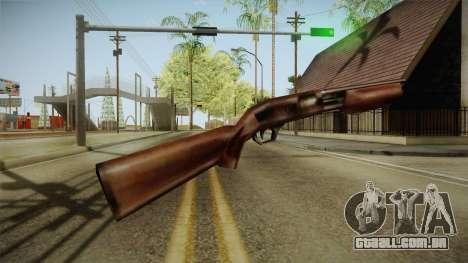 Silent Hill 2 - Shotgun para GTA San Andreas segunda tela