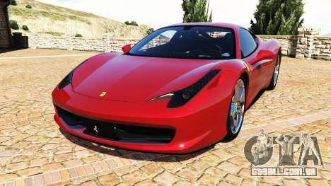 Ferrari 458 Italia v2.0 [add-on]
